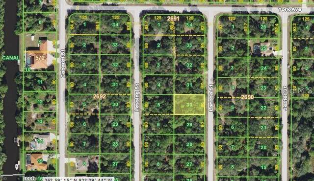 3105 Larissa Street, Port Charlotte, FL 33948 (MLS #C7438879) :: Bob Paulson with Vylla Home