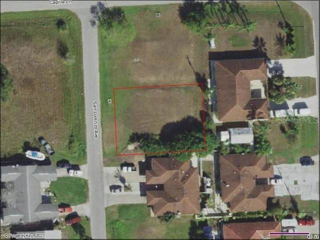 San Lorenzo Avenue, North Port, FL 34287 (MLS #C7439128) :: Visionary Properties Inc