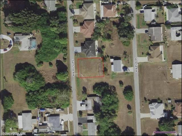 Santurce Avenue, North Port, FL 34287 (MLS #C7439129) :: Visionary Properties Inc