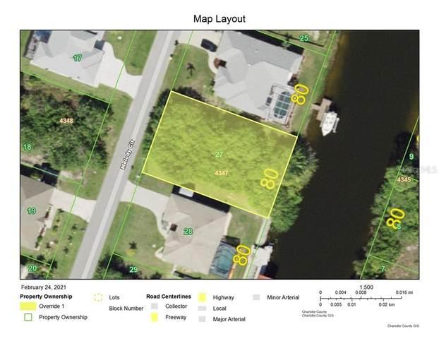 9286 Melody Circle, Port Charlotte, FL 33981 (MLS #C7439161) :: RE/MAX Premier Properties