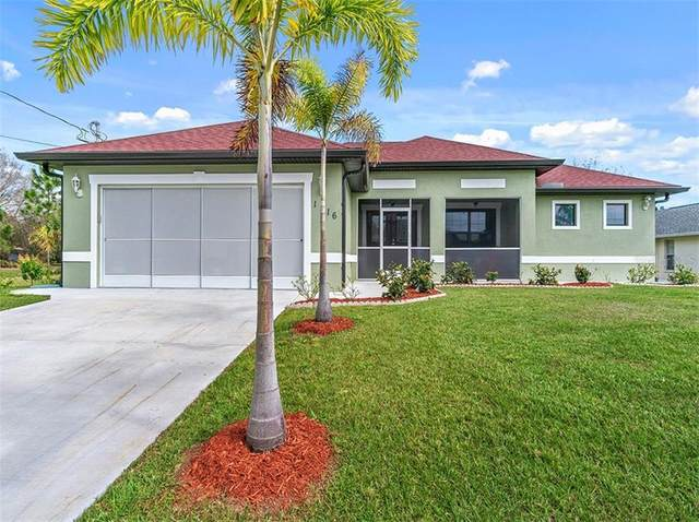 1116 Torgerson Street, North Port, FL 34291 (MLS #C7439185) :: Florida Real Estate Sellers at Keller Williams Realty