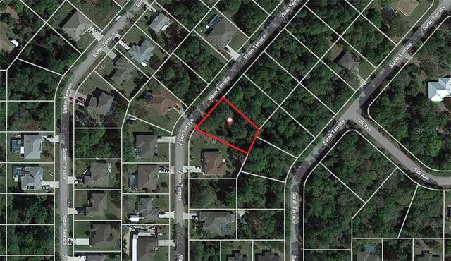 Lot 3 Vixen Terrace, North Port, FL 34286 (MLS #C7439190) :: Bob Paulson with Vylla Home