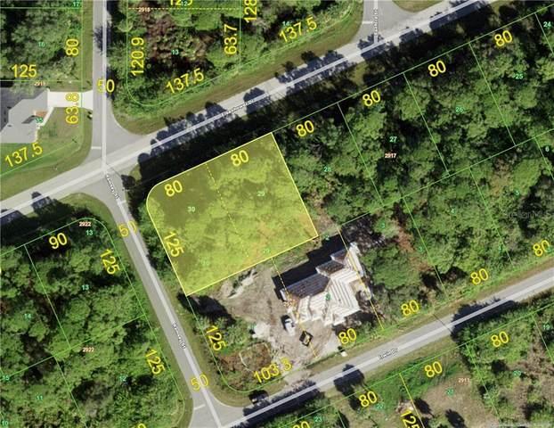 13109 Eisenhower Drive, Port Charlotte, FL 33953 (MLS #C7439203) :: RE/MAX Premier Properties