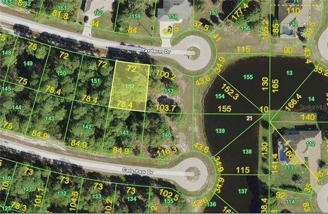11 Yardarm Drive, Placida, FL 33946 (MLS #C7439225) :: Team Bohannon Keller Williams, Tampa Properties