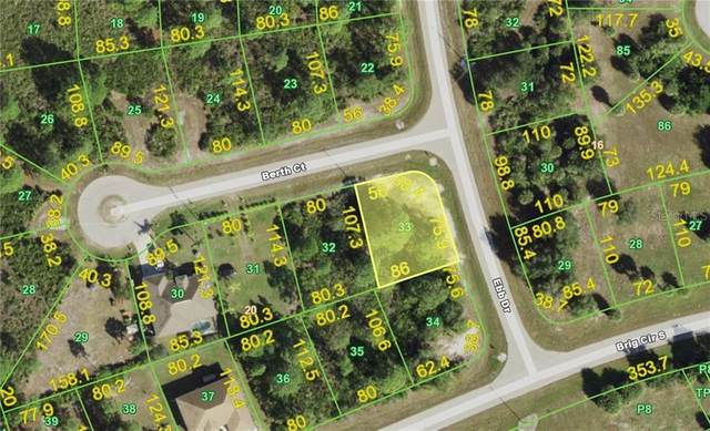 11 Berth Court, Placida, FL 33946 (MLS #C7439226) :: Team Bohannon Keller Williams, Tampa Properties