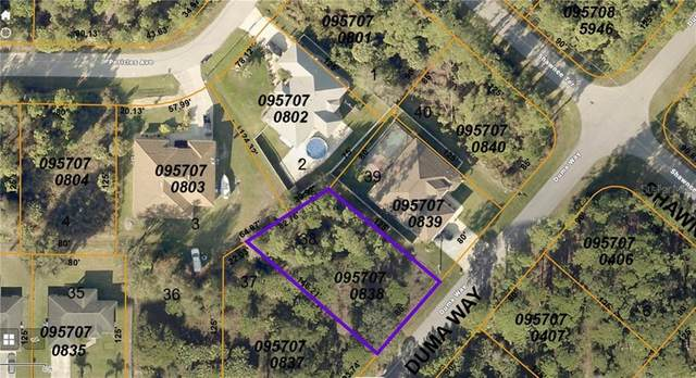 Duma Way, North Port, FL 34286 (MLS #C7439314) :: Pristine Properties