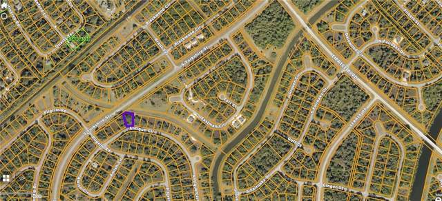 Antique Circle, North Port, FL 34288 (MLS #C7439315) :: Pristine Properties