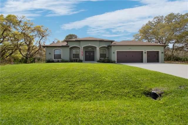 6665 Kayak Road, North Port, FL 34291 (MLS #C7439346) :: Sarasota Property Group at NextHome Excellence