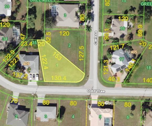 534 Gold Tree, Punta Gorda, FL 33955 (MLS #C7439451) :: MVP Realty