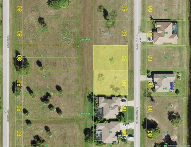 253 W Pine Valley Lane, Rotonda West, FL 33947 (MLS #C7439456) :: Positive Edge Real Estate