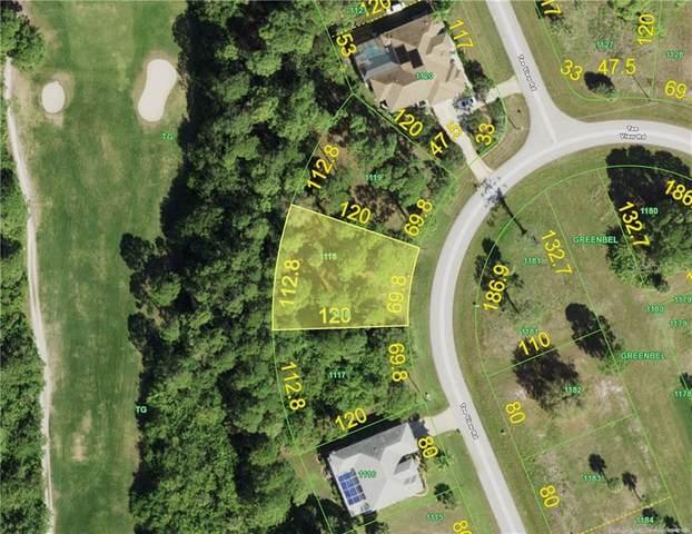 49 Tee View Road, Rotonda West, FL 33947 (MLS #C7439461) :: Positive Edge Real Estate