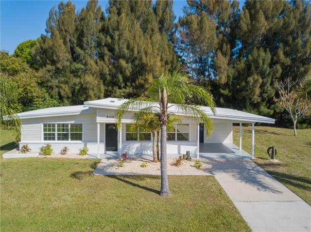 410 San Carlos Drive, Punta Gorda, FL 33950 (MLS #C7439462) :: RE/MAX Marketing Specialists