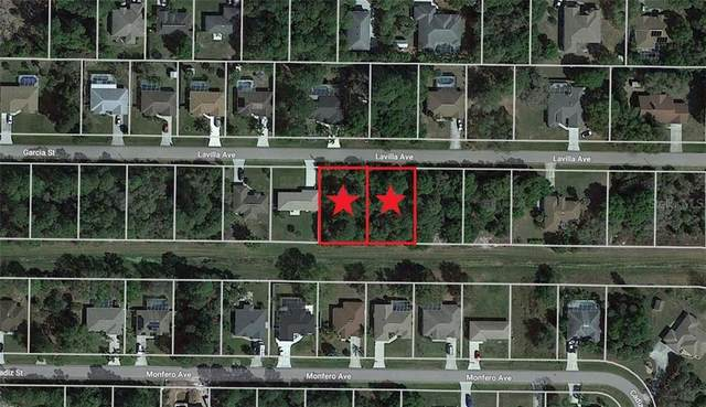 Lot 47 & 48 Lavilla Avenue, North Port, FL 34286 (MLS #C7439470) :: EXIT King Realty