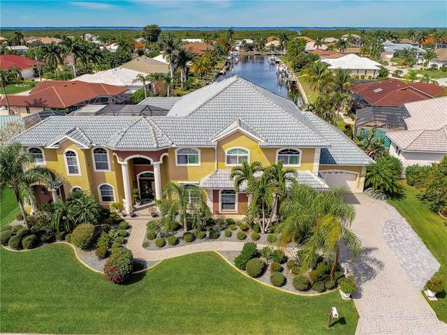1209 San Mateo Drive, Punta Gorda, FL 33950 (MLS #C7439493) :: Premium Properties Real Estate Services