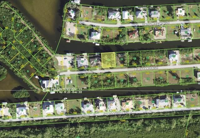 24190 Blackbeard Boulevard, Punta Gorda, FL 33955 (MLS #C7439537) :: The Kardosh Team