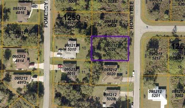 Honeybee Street, North Port, FL 34291 (MLS #C7439541) :: Sarasota Property Group at NextHome Excellence