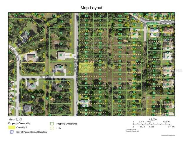 1070 Highlands Road, Punta Gorda, FL 33983 (MLS #C7439563) :: Sarasota Gulf Coast Realtors