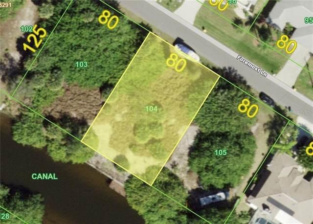17333 Foremost Lane, Port Charlotte, FL 33948 (MLS #C7439566) :: Zarghami Group