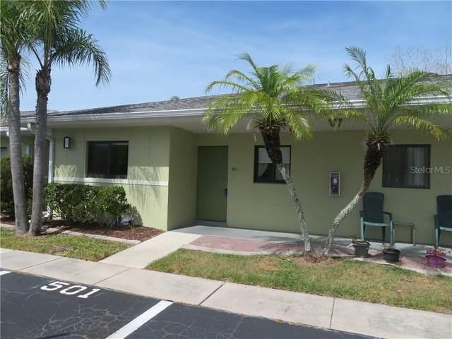 25225 Rampart Boulevard #501, Punta Gorda, FL 33983 (MLS #C7439567) :: Carmena and Associates Realty Group