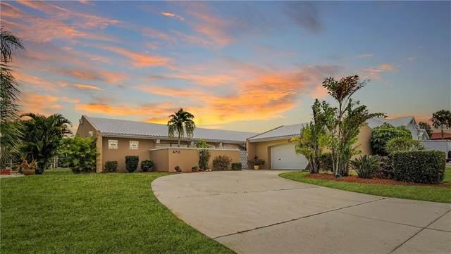 470 Bal Harbor Boulevard, Punta Gorda, FL 33950 (MLS #C7439582) :: Sarasota Gulf Coast Realtors