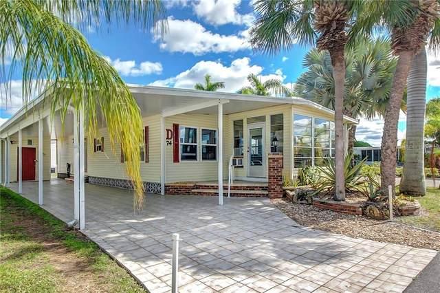 2100 Kings Highway 74 Huron, Port Charlotte, FL 33980 (MLS #C7439607) :: Team Bohannon Keller Williams, Tampa Properties