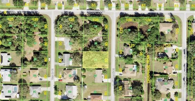 6933 Denmark Street, Englewood, FL 34224 (MLS #C7439614) :: Young Real Estate
