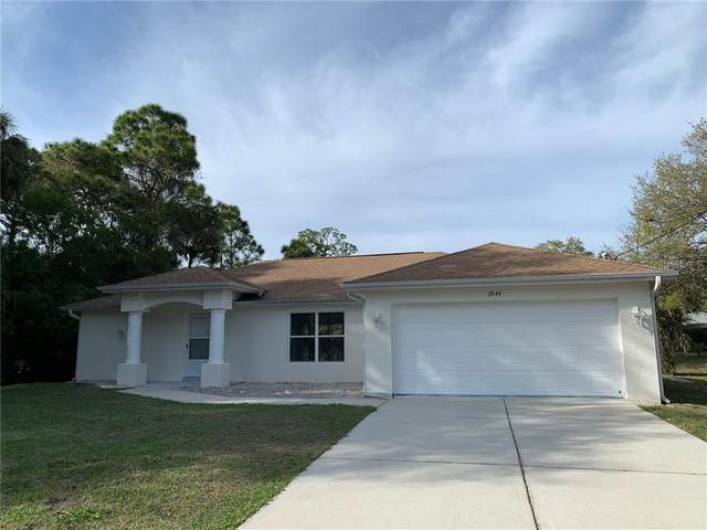 2644 Starview Avenue, North Port, FL 34288 (MLS #C7439672) :: Bridge Realty Group