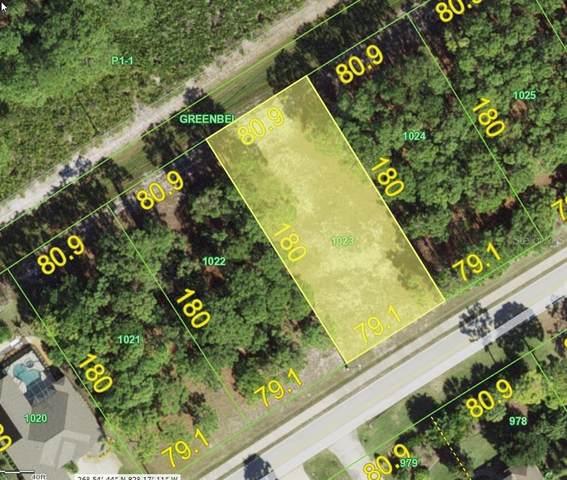 445 Boundary Boulevard, Rotonda West, FL 33947 (MLS #C7439738) :: Pepine Realty