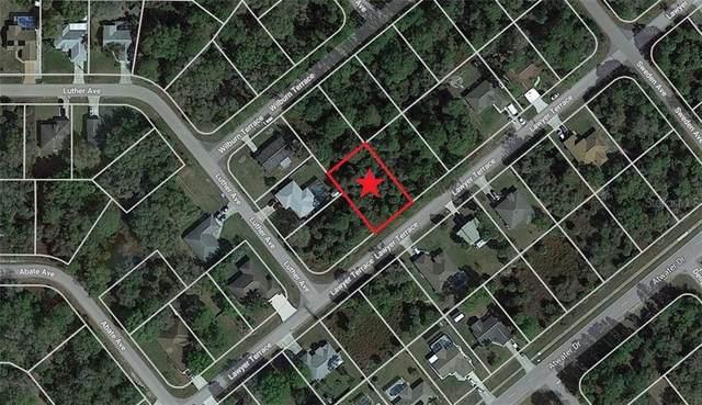 Lot 10 Lawyer Terrace, North Port, FL 34288 (MLS #C7439747) :: Armel Real Estate