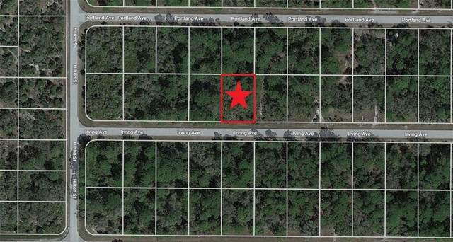 17076 Irving Avenue, Port Charlotte, FL 33948 (MLS #C7439980) :: The Lersch Group