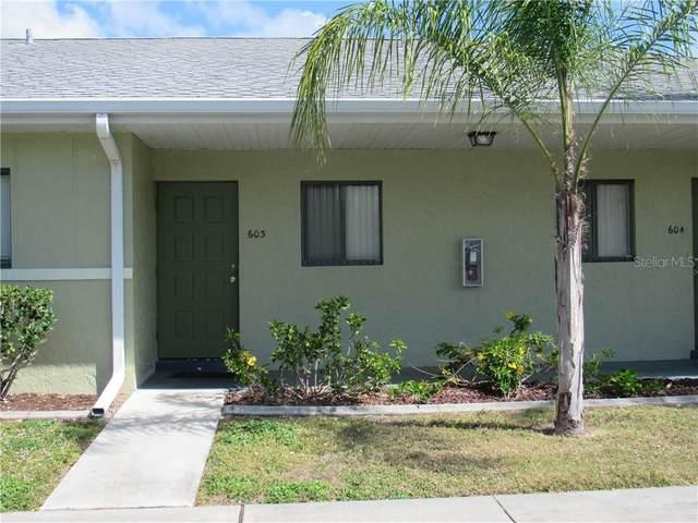 25225 Rampart Boulevard #603, Punta Gorda, FL 33983 (MLS #C7440021) :: Armel Real Estate