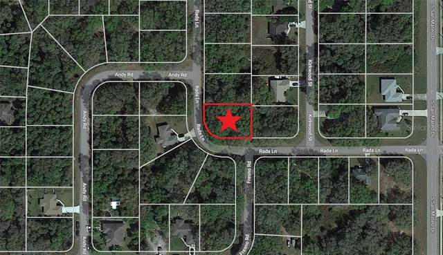 Lot 27 Rada Lane, North Port, FL 34288 (MLS #C7440165) :: MVP Realty