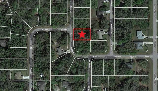 Lot 28 Rada Lane, North Port, FL 34288 (MLS #C7440166) :: The Duncan Duo Team