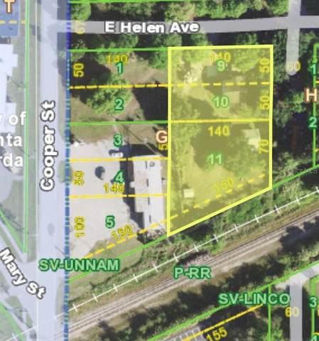 811 E Helen Avenue, Punta Gorda, FL 33950 (MLS #C7440291) :: GO Realty