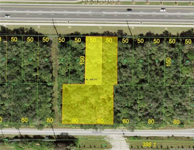 709 & 711 Tamiami Trail, Port Charlotte, FL 33953 (MLS #C7440305) :: RE/MAX Local Expert