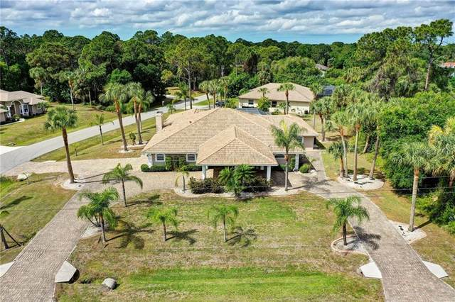 1381 Nimbus Drive, North Port, FL 34287 (MLS #C7440345) :: Premier Home Experts