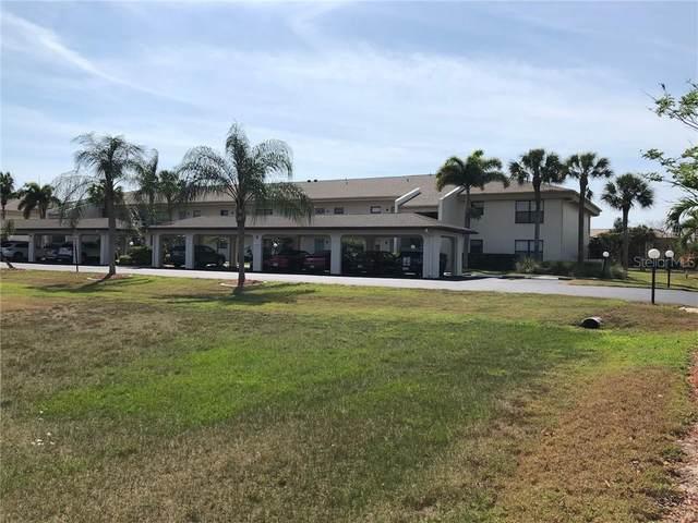 245 Coldeway Drive B10, Punta Gorda, FL 33950 (MLS #C7440620) :: Positive Edge Real Estate