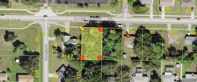 20217 Peachland Boulevard, Port Charlotte, FL 33954 (MLS #C7440785) :: Coldwell Banker Vanguard Realty