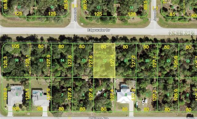 17433 Edgewater Drive, Port Charlotte, FL 33948 (MLS #C7440847) :: The Lersch Group