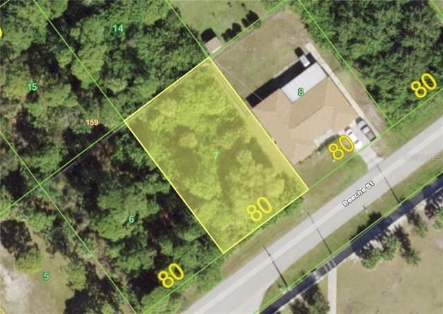 660 Beeche Terrace NW, Port Charlotte, FL 33948 (MLS #C7440861) :: Pepine Realty