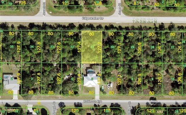 17439 Edgewater Drive, Port Charlotte, FL 33948 (MLS #C7440866) :: The Lersch Group