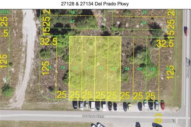 27128 & 27134 Del Prado Parkway, Punta Gorda, FL 33983 (MLS #C7440904) :: Bridge Realty Group