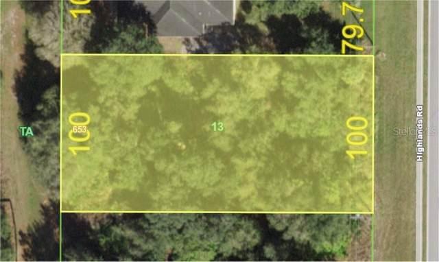 1095 Highlands Road, Punta Gorda, FL 33983 (MLS #C7441019) :: Vacasa Real Estate