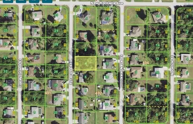 3482 Syracuse Street, Port Charlotte, FL 33952 (MLS #C7441027) :: Premier Home Experts