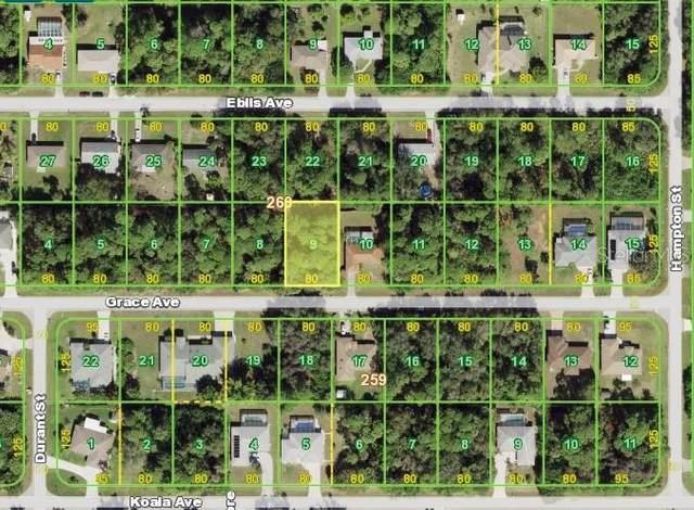 18314 Grace Avenue, Port Charlotte, FL 33948 (MLS #C7441031) :: Griffin Group