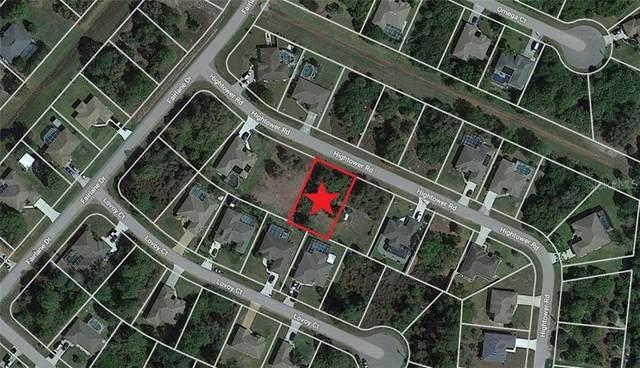 Lot 4 Hightower Road, North Port, FL 34288 (MLS #C7441130) :: The Lersch Group