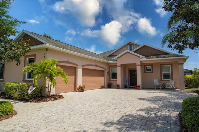 3850 Creekside Park Drive, Parrish, FL 34219 (MLS #C7441141) :: The Kardosh Team