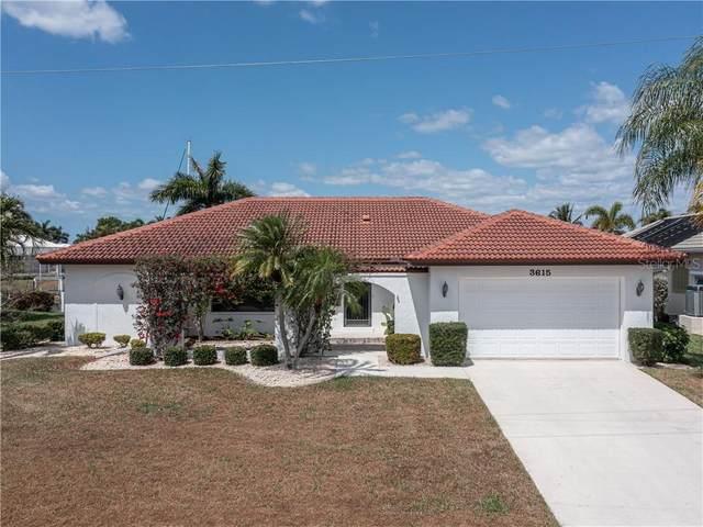 3615 Darin Drive, Punta Gorda, FL 33950 (MLS #C7441158) :: Premium Properties Real Estate Services