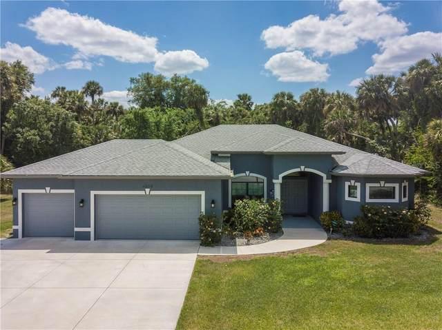 4550 Garbett Terrace, North Port, FL 34288 (MLS #C7441187) :: Keller Williams Realty Peace River Partners