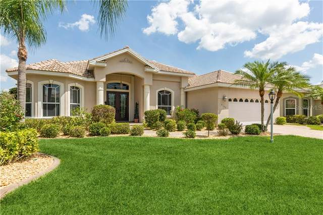 2163 Silver Palm Road, North Port, FL 34288 (MLS #C7441241) :: SunCoast Home Experts